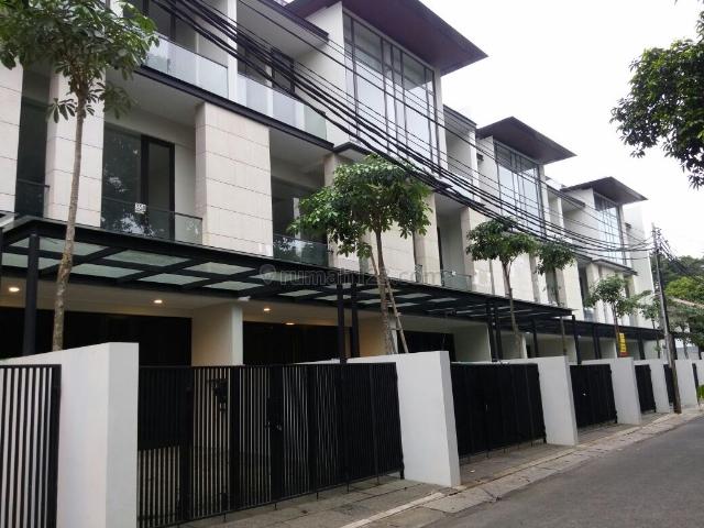 Rumah Kemang Bangunan Baru Harga 15M, Kemang, Jakarta Selatan