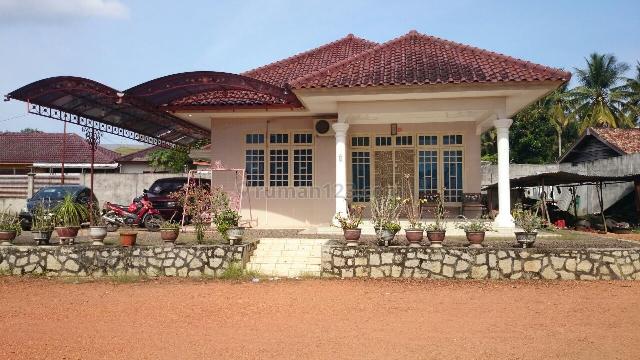 rumah bangka pangkalpinang - di gerimaya...dekat kantor walikota..BU, Bukit Intan, Pangkal Pinang