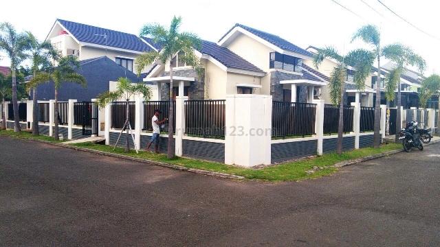 rumah di cluster aralia harapan indah bekasi barat, Bekasi Barat, Bekasi