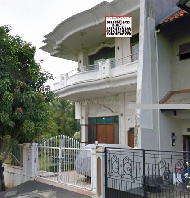 Rumah Cantik Daerah Elang Laut, Kamal, Jakarta Utara