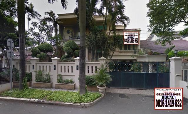 Hunian Cantik Daerah Panglima Polim, Kebayoran Baru, Jakarta Selatan