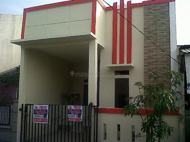 RUMAH MINIMALIS  DI CLUSTER PONDOK UNGU BEKASI, Harapan Indah, Bekasi