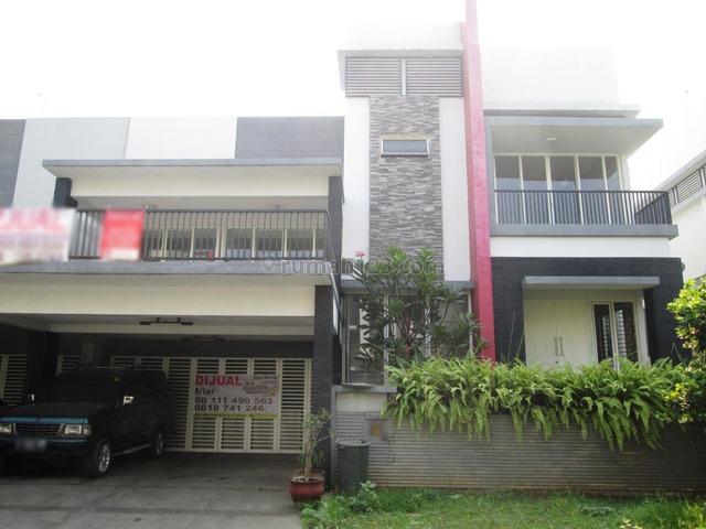 Rumah Murah, Mewah, Elegan dan Asri Dikawasan Kebayoran Height,Bintaro Jaya, Bintaro, Tangerang