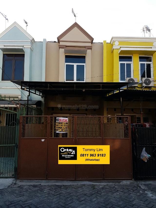 Rumah taman Palem Lestari Harga 700 juta (nego), Lokasi Strategis, Cengkareng Barat, Jakarta Barat