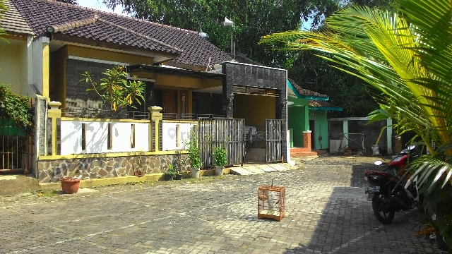 Rumah Nyaman,Tenang Lingkungan Perumahan Purwomartani, Kalasan, Sleman