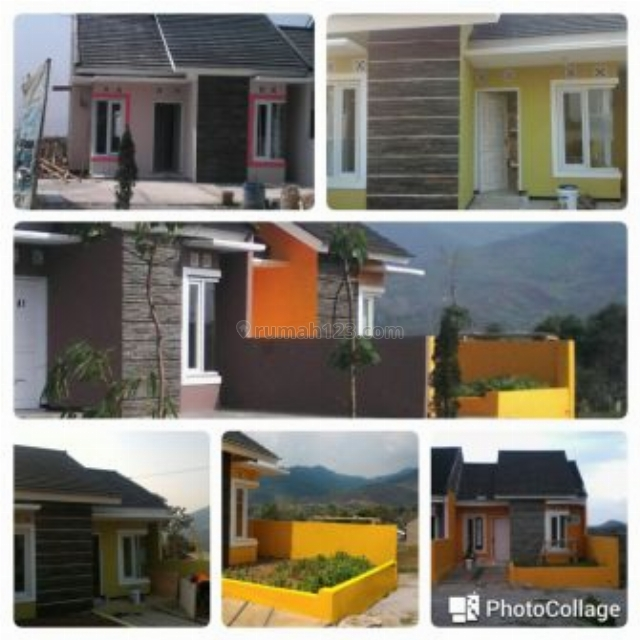 Rumah Minimalis, dengan lingkungan yang asri dan sejuk,, Nagreg, Bandung