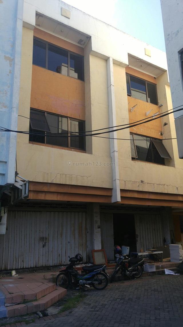 2 Ruko Panjang Jiwo Permai dekat UBAYA, Panjang Jiwo, Surabaya