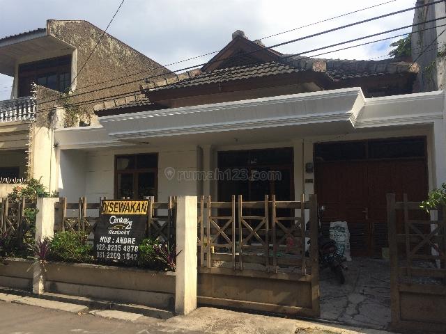 Rumah lux kembar timur, BKR, Bandung