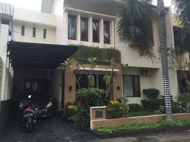 RUMAH SIAP HUNI DI KEBAGUSAN TOWNHOUSE DEKAT RAGUNAN JAKSEL, Kebagusan, Jakarta Selatan