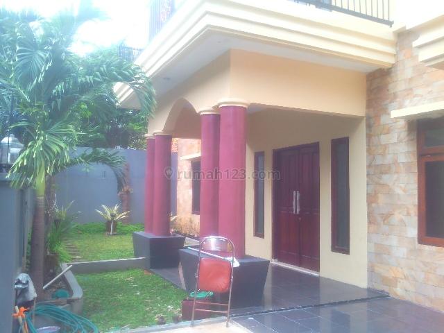 Rumah desain cluster, lok bagus di cipete, Cipete, Jakarta Selatan