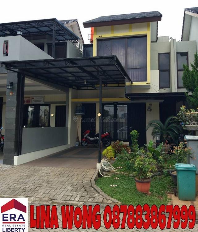 Rumah dijual 3 kamar hos2182694 | rumah123.com