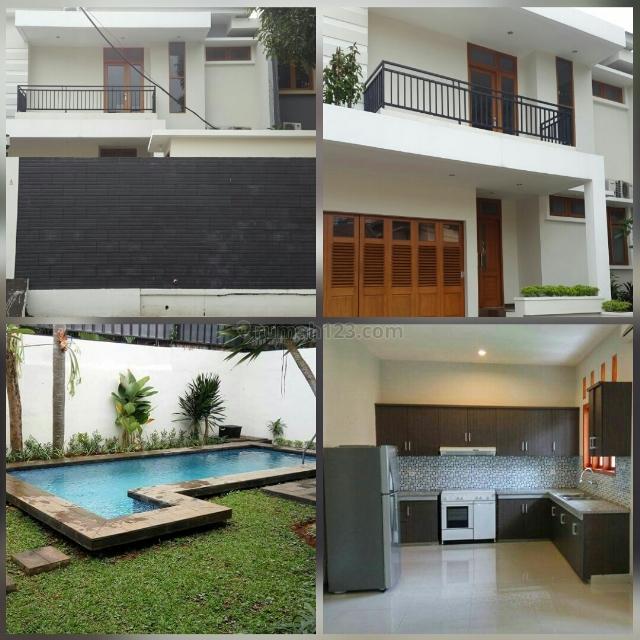 Rumah Baru dan baik lokasi di Kemang, Jakarta Selatan, Kemang, Jakarta Selatan