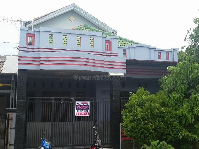 RUMAH 2 LANTAI DI CLUSTER CANDRA BAGA PONDOK UNGU BEKASI, Bekasi Barat, Bekasi