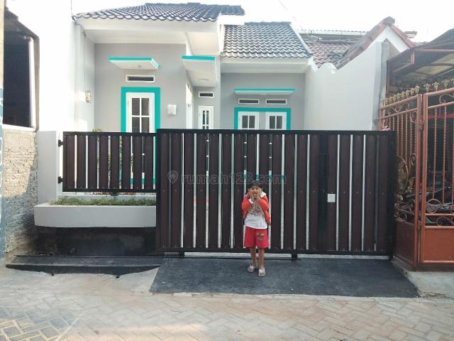 Rumah bersih di bekasi timur regency, Cimuning, Bekasi