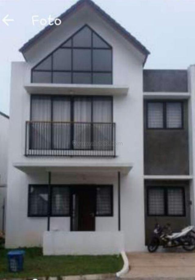 rumah habitat residence -wi, Ciater, Tangerang