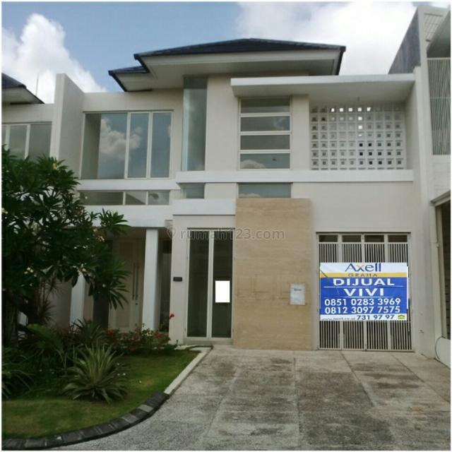 Rumah mewah pakuwon indah, Pakuwon Indah, Surabaya