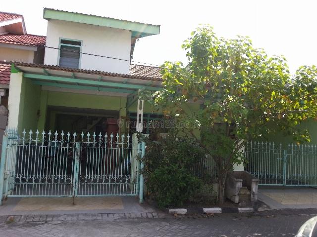 Citihome - Rumah Sutorejo Tengah 1,5lantai