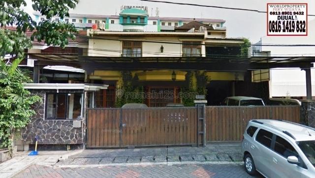 Rumah Daerah Gandaria Tengah, Kebayoran Baru, Jakarta Selatan
