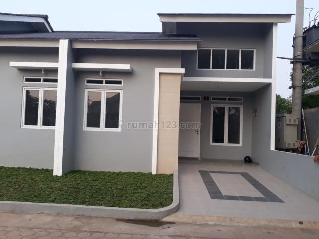 Cluster exclusive design modern hanya 10 menit dari pintu tol bekasi timur, Jatimulya, Bekasi