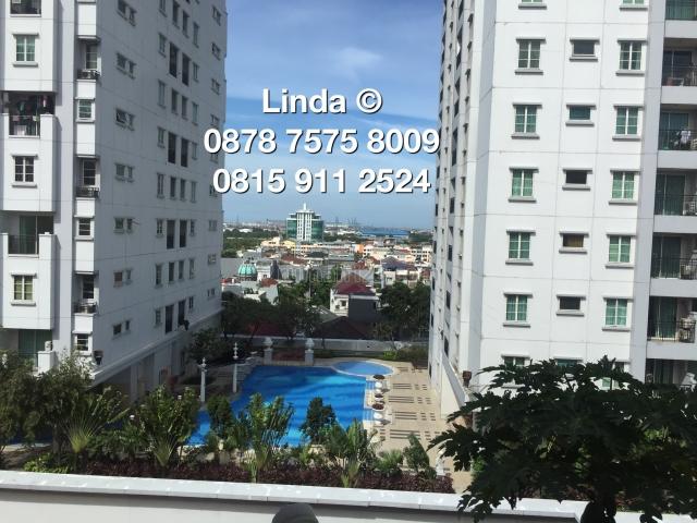 Rumah Villas MOI Kelapa Gading Best View Pool