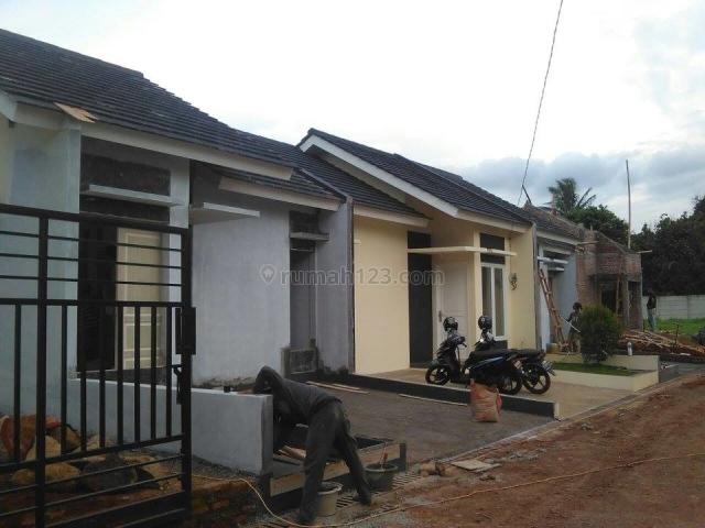 Rumah Cluster Di Kranggan Dekat Cibubur Bekasi