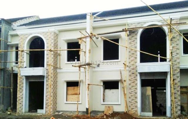 Rumah Baru Dalam Cluster Di Condet