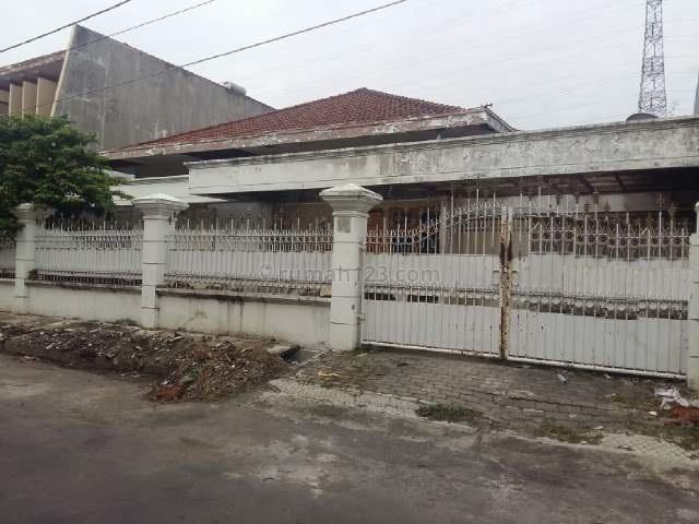 Rumah Hitung Tanah Di Dharmahusada Indah Selatan Lokasi Tengah Kota Lt 17,7x30 Lb 300 Hdp Timur Shm Harga 18jt/m Nego
