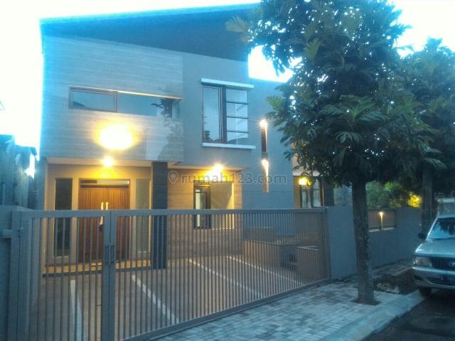 Rumah baru design minimalis, Cibaduyut, Bandung