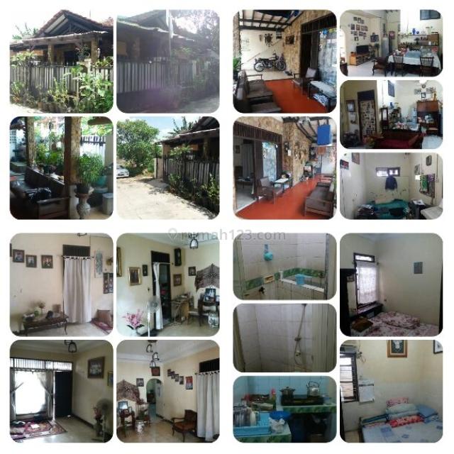 Rumah Siap Huni & Asri, Masih Bisa NEGO, Pondok Gede, Bekasi