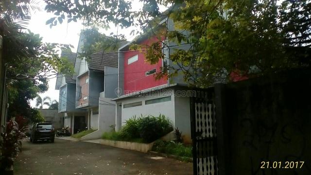Rumah 3 unit, Pondok Pinang, Jaksel, Pondok Pinang, Jakarta Selatan