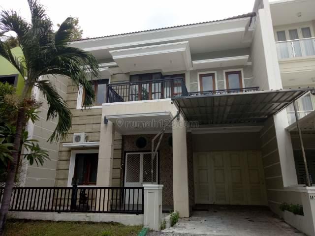 muraah rumah mewah minimalis full furnish pakuwon city lt10x22/lb 350,4kt+1,3km+1 hdp selatan hrg 80jt/th, Pakuwon City, Surabaya