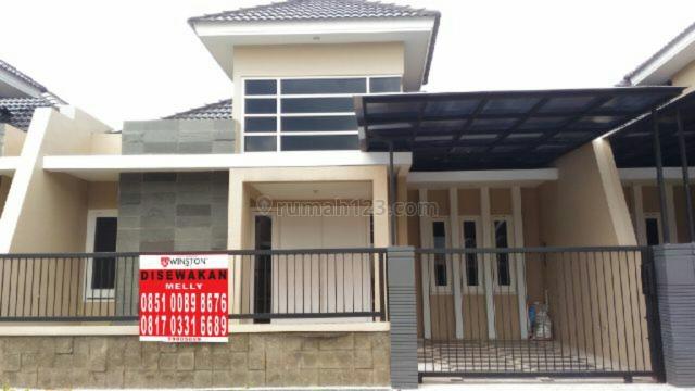 Rumah Baru GREEN RESIDENCE SAFIRE PONDOK CANDRA Jl. Delima Barat, Pondok Tjandra, Sidoarjo