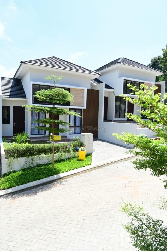 Rumah cluster pandanaran village tipe 66/120 dekat tengah kota, Tembalang, Semarang