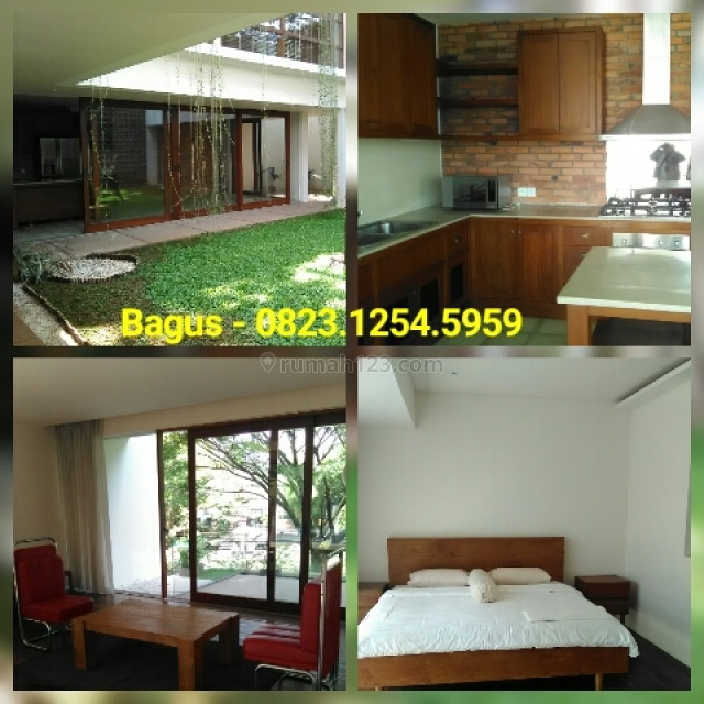 Rumah compound di Jatipadang, Jati Padang, Jakarta Selatan