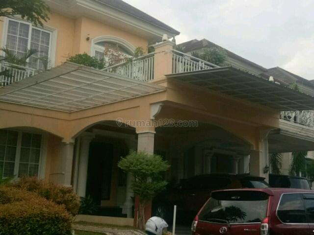 rumah Full furnised dalam cluster kota wisata, Kota Wisata, Jakarta Timur