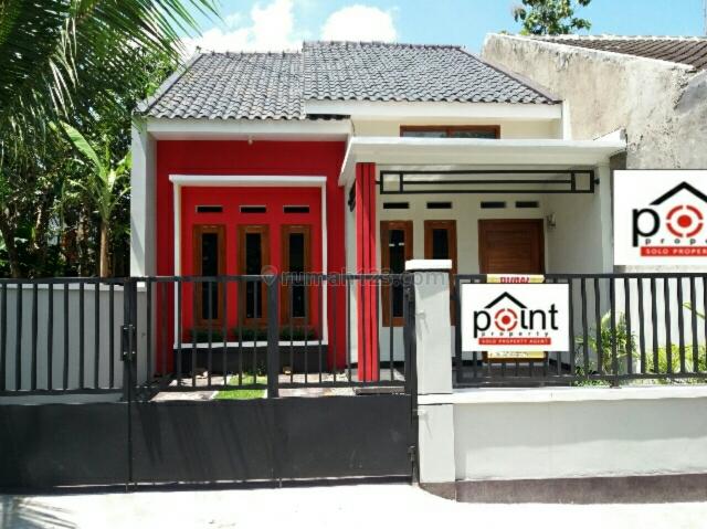 Rumah Baru Pandeyan Boyolali, Ngemplak, Boyolali