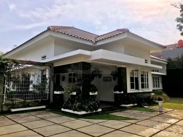 Rumah Bagus Luas dan Asri Di Kebagusan Jakarta Selatan (1075 m2), Kebagusan, Jakarta Selatan