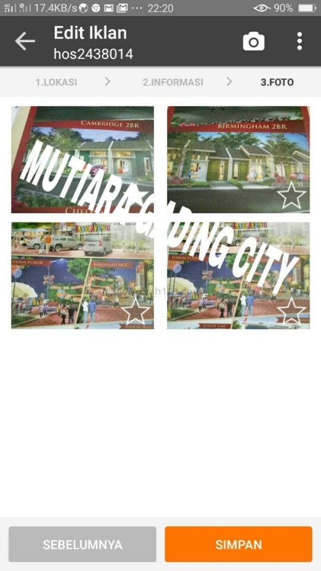 Rumah cantik asri, Bekasi Utara, Bekasi