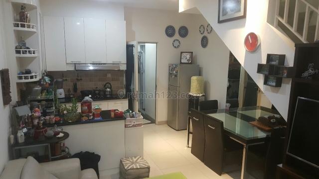 rumah cantik full renov and fullfurnish uk4x12 2lt, Pantai Indah Kapuk, Jakarta Utara