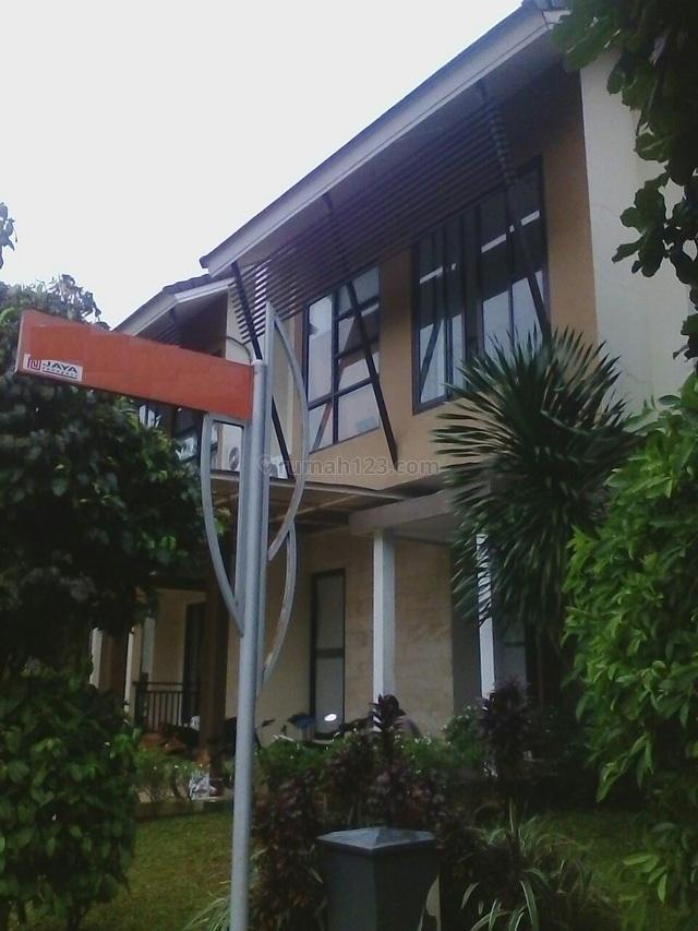 Rumah Siap huni, posisi di hoek, securty 24 jam dg 1 pintu masuk yg dijaga security 24 jam di Bintaro Jaya Sektor 9, Bintaro, Jakarta Selatan