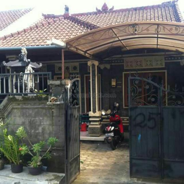 Rumah sekond siap Huni Di perumahan puri sambada  canggu Bali, Canggu, Badung