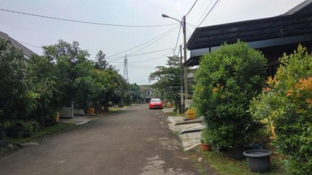 Rumah dlm Komplek Lingkungan Tenang, Babakan Madang, Bogor
