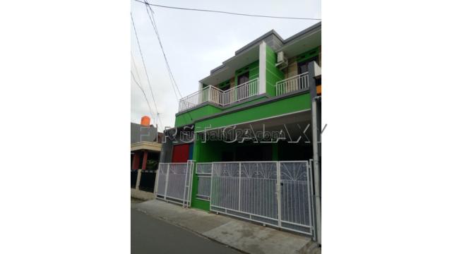 Rumah Minimalis pinggir jalan, bs utk usaha Di Galaxy, Jaka Setia, Bekasi