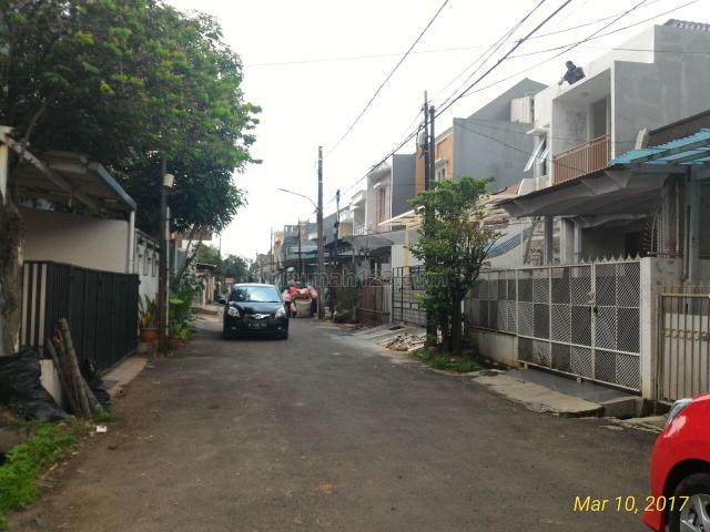 Rumah Kelapa Gading 6x18 siap dibangun baru, jalan lebar, strategis, Kelapa Gading, Jakarta Utara