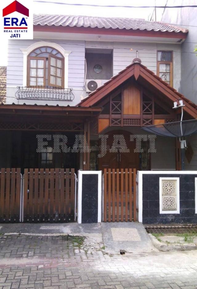 Rumah Cantik Dan Menarik Di Kemang Pratama 2, Kemang Pratama, Bekasi