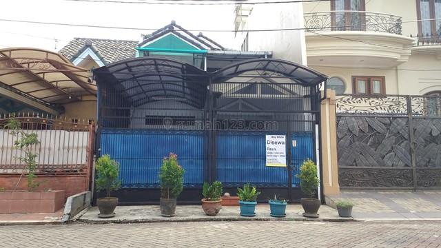 Rumah asri dan siap huni, Citra Garden, Jakarta Barat