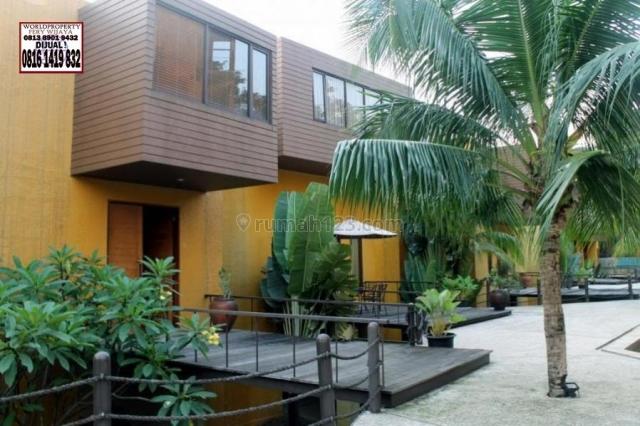 Rumah Daerah Kemang City, Blok M, Jakarta Selatan