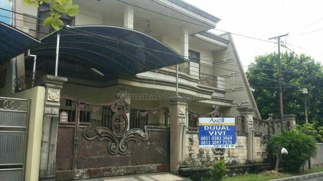 Rumah simpang darmo permai selatan, Darmo permai, Surabaya