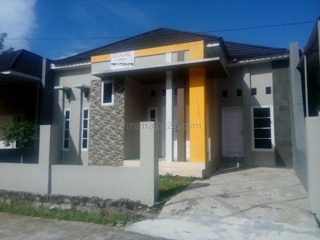 Rumah nan cantik, Lubuk Begalung, Padang