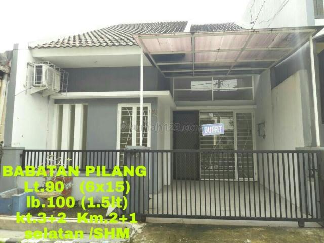 Rumah wiyung, Wiyung, Surabaya